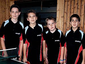 Mannschaft Jugend 1