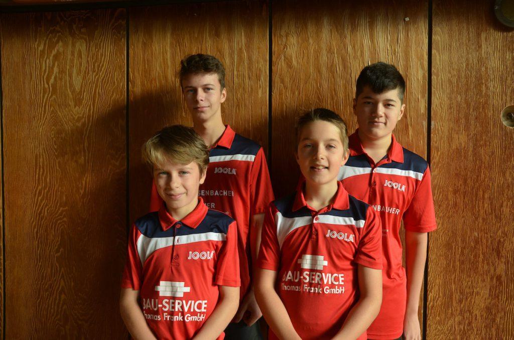 Mannschaftsfoto Jugend 1